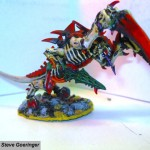 Tyranid Warrior Prime Warhammer Armies 4 150x150 Pinning Miniatures for Warhammer Armies