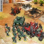 Dark Angels, Orks, Warhammer Army,Warhammer Armies,40k Army,40k Armies