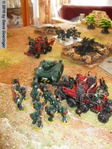 Ork vs DA  Patrol .201 225x300 Warhammer Armies Battle Reports   NEW!