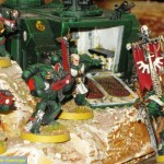 Orks,Dark Angels,Battle Report,Warhammer Army,Warhammer Armies,40k Army,40k Armies