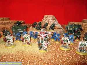 Dark Angels 5 300x225 Dark Angels on Warhammer Armies
