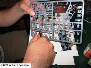 IMG 0499 300x225 Assembling Plastic Models for Warhammer Armies