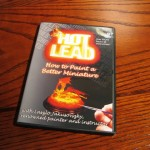 DVD on painting miniatures ideal for helping to paint Warhammer figures for fantastic Warhammer Armies.